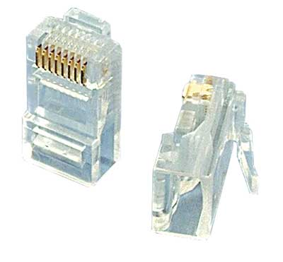 telephone connectors rj45, rj12, rj11 connectors cablek