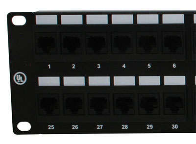 Cat 5e Patch Panels