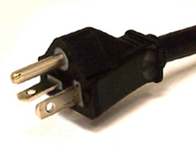 NEMA 5-20P POWER CONNECTOR