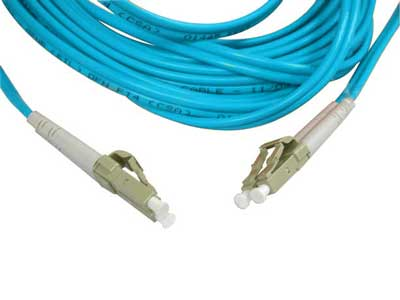 MULTIMODE CABLE ASSEMBLIES 50µ 10-Gigabit