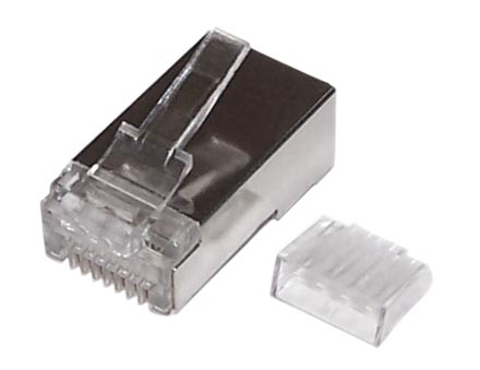 rj45 shielded cat5e shielded connector cablek shielded cables