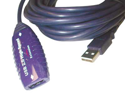 USB AA ACTIVE EXTENSION