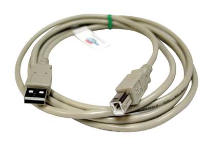 USB AB CABLES
