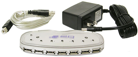 USB HUBS