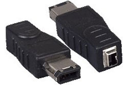FIREWIRE ADAPTERS CABLEK