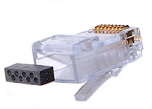 Cat 6 Giga RJ45 connectors