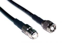 50 Ohm Coaxial Antenna Cables TNC-RP (Reverse Polarity) Male to TNC-RP (Reverse Polarity) Male