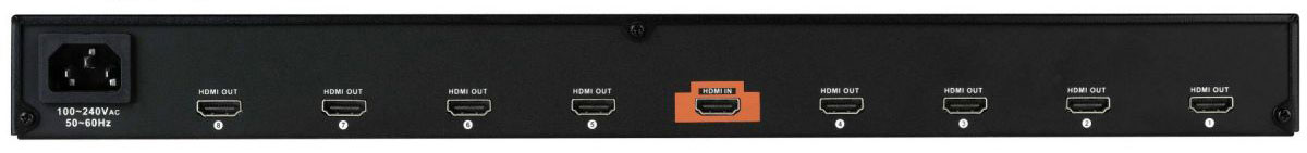 AVLINK HDMI Splitter cablek vsp-hdmi-18f , D-HS-2218F