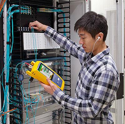 Fiber optic cable certification
