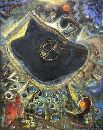 Giunta Canadian Artist Painter Jospeh Giunta artiste canadien