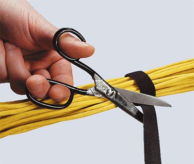Velcro rolls cablek